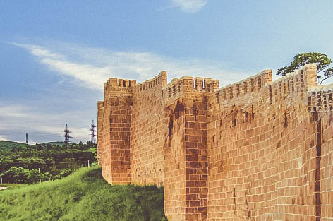 Derbent City Wall & Citadel