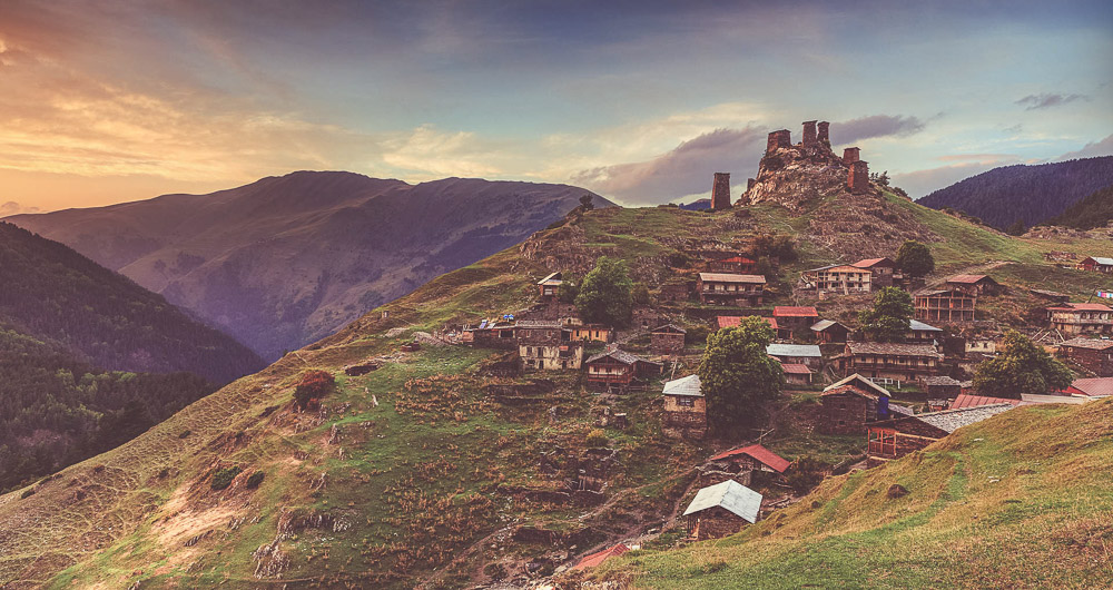 Pack your bag and travel to Tusheti