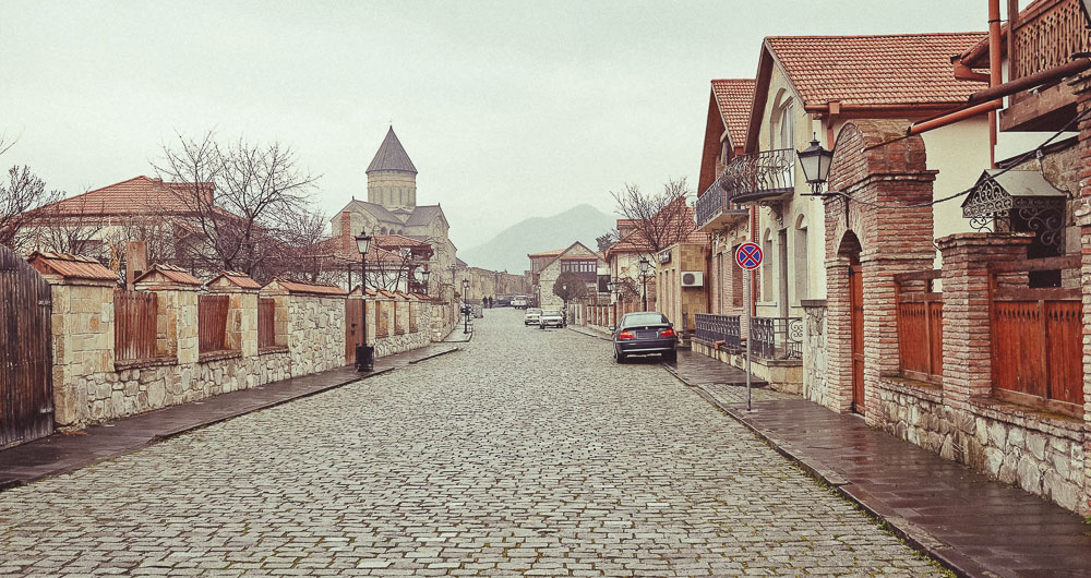 Streets of Mtskheta